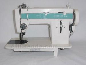"Family Sew, FS-288ZZ, Zigzag, Walking Foot, All Metal, Portable, Flatbed, Walking Foot Sewing Machine 150W, 1.5A, 1/4"" Lift, 4SPM, 800SPM, 40Lb, Yamata FS288"