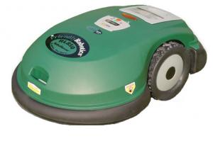 "RoboMower Robomow® RL850 Robotic Lawn Mower RL-850 21"" up to 4 Hours,  from Friendly Robotics"