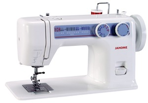 Janome 712T, 10-Stitch, Treadle Powered, Flatbed Sewing Machine, Head Only, No Electrical, Same machine, as Janome ClassMate, S750, with Built In Motor