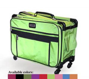 "Tutto Tote, 4220MA-M, 19""x12""x10"", Sewing Machine, Roller Tote, Carrying Case, Bag on, Caster Wheels, Also use, as a Travel Luggage"
