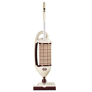 "SEBO, 9804AM, Felix, Classic, Upright, Vacuum Cleaner, WHITE, 12"" Path, Swivel Neck, 12A1475W, Parquet Brush, Crevice Tool, VarSpeed, Tele Handle, 4 Heights"