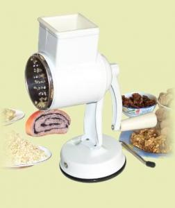 Cucina Pro 380 Two Drum Grater w/Two Stainless Drums
