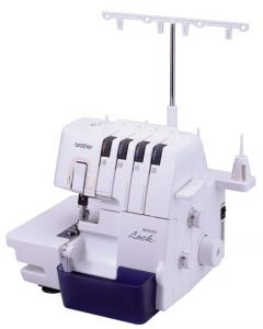 Brother Lock, 3034D, (1034D), 3 & 4 Thread, FREEARM, Overlock, Serger Machine, Roll Hem, Diff. Feed, Lay In Thread, Reg, Blindhem, Gathering Feet, 4 Spools, DVD*