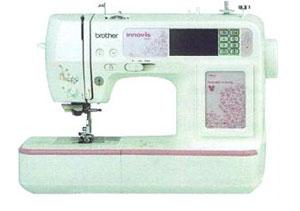 "Brother, Innovis, NV900D ,Sewing, Embroidery, Disney Machine, 105 Designs, 6 Fonts, USB&Card Ports,  4x4""Hoop, 10x1-Step BHs, TopBobbin, Auto Thread & Trim"