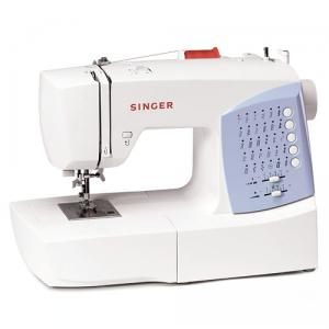 Singer 7422FS 30 Stitch Advance Freearm Full Sized Auto Tension Computer Sewing Machine, 2x 1Step Buttonholes, Top Bobbins, Auto Needle Up,Threader, 5 Feet  , Singer 7422FS Advance & FREE $50Case, 30 Stitch Full Size Auto Tension Computer Sewing Machine, 2x1Step Buttonhole TopBobbins NeedleUp Threader 5Feet