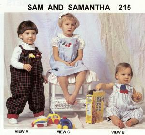Childrens Corner Sam And Samantha Pattern
