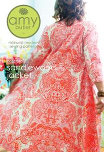 Amy Butler's 934408  Sandlewood Jacket Sewing Pattern