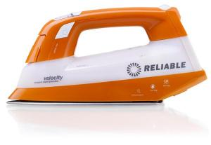 Reliable, V50, Iron, Velocity, Steam Generator, 1800W, Elements, Auto Off/ Bypass, 300ml Water Tank, Anti Scale, 8' Cord, continuous steam, low temperatures