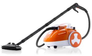 Reliable, Enviromate, GO E20, Multi Purpose, 245 F, Steam Cleaner, 10Min Heatup, 1700W, 320 F 18/10 Boiler, 5 Bar, 72 PSI, 16' foot Cord, 9.6' foot Hose, 14 Tools, 13 Lbs