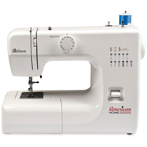 American, Home, AH600, AH500, Sewing, Machine, 19, Built-in, Stitches, 4-Step, BH, Accessory, Storage, Foot, control, FreeArm, Sewing, ThreadCutter