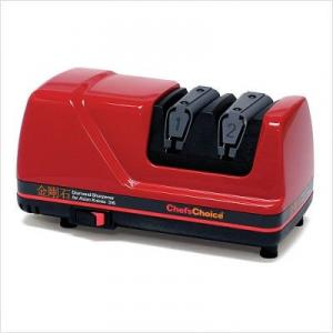 Chefs Choice 316 Diamond Sharpener for Asian Knives - Red