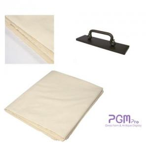 PGM Pro 801E-C Muslin Fabric (10 yds) with Cloth Weight