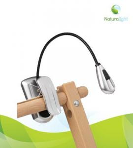 Daylight UN1057 Naturalight: LED Clip-on Light
