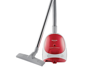 Panasonic, MC-CG301, Lightweight, Bagged, Canister, Vacuum Cleaner, 11Amp, 330 Watts, 17 Automatic, Cord Reel