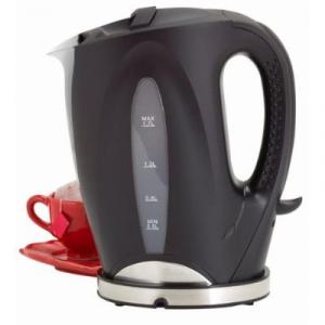West Bend 53783 1 3/4 Qt Cordless Water Kettle - Black