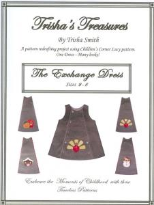 Trishas Treasures tt-exchange  The Exchange Dress  Pattern