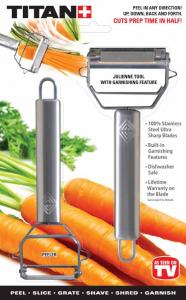 Titan Peeler TTPLR Slicer &amp; Peeler