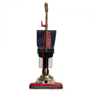 "Oreck OR102DC 16"" Commercial Upright vacuum, 870 watt  motor, Helping Hand ® Handle, 50' power cord,  dirt cup, magnet bar, lifetime warranty on fan, Oreck OR102DC 16"" Commercial Upright vacuum, 870W, Helping Hand Ergo Handle, 50' Cord,  Dirt Cup, Magnet Bar, Large Wheels, Lifetime Fan Warranty 18Lb"