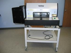 "Brother, GT-541, Digital Garment Printer, 14x16"" platen, BGT541, Stand Table, 36x31x27""H,  4 BGC5000, Water Base, CMYK Pigment, Ink 600dpi - GT541, 220Lbs, 100KG, Brother GT-541Digital Ink Jet DTG Direct to Garment Printer GT541, CYMK Light Color Shirts, 14x16""Platen, USB & CF Ports, 70dB 100Kg, Metal Roll Stand"