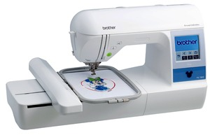"Brother, PE780D, 5x7"", Embroidery USB, Memory Stick, & Card Machine, 180 Designs, 120 Borders & Frames, 6 Fonts, 3700 Designs, Format & Color Conversion, Brother PE780D & Digitizing 5x7"" Embroidery USB Stick & Card Machine 171Designs 35Disney 120BorderFrames 6Fonts 12Threads 1000CD Edit Siz Format Color, Brother PE780D BES + Digitizing 5x7"" Embroidery USB Stick & Card Machine 188Design 52Disney 120BorderFrame 6Font 12Thread 1000CD Edit Siz Format Color"