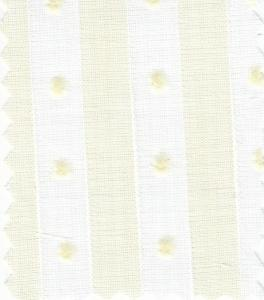 "Bear Threads Swiss Voile Stripe Dotted Swiss Maise 10 Yd Bolt  38.99 A Yd 100% Cotton 63"" Wide"