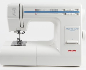 Janome, S3023, s-3023, s3015, s-3015, 4623, 4623LE, 4623LE Plus, SchoolMate, classmate, FreeArm, Mechanical, Sewing Machine, 24 Stitches, 1-Step Buttonhole, Reverse, Finger Guard, Threading Chart, Top Load, Drop Feed, Case
