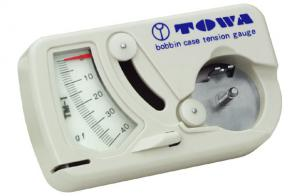 Towa BTG1-CM45757 , Towa BTG1 Bobbin Case Tension Gauge, Use with Bobbin Case 52237, 541678, B75, KF220370, B1837-027-0A0, 117596-0-01 & 2-20
