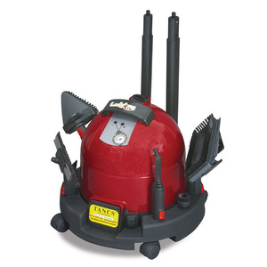 Ladybug XL2300 Dry Vapor Steam Cleaner &amp; TANCS 1500W 66PSI 298F, Home Care Sanitation, Chemical Free Cleaning, Hard Surfaces &amp; Floors, 8 Tools, 16Lbs