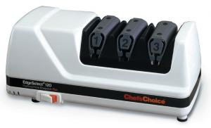 Chef'sChoice® 120 Diamond Hone® EdgeSelect® Professional Knife Sharpener– Platinum