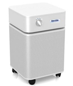 Austin Air, HM400, Purifier Cleaner, HM 400, HealthMate, 1500 Sq Ft, 360° Perforated Steel Intake, Upper Airflow Output, 3 Speeds, 1.3A, 115W, HEPA Std, 45 Lbs