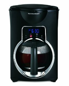 New Hamilton Beach 44755 Illusion 12 Cup Coffee Maker