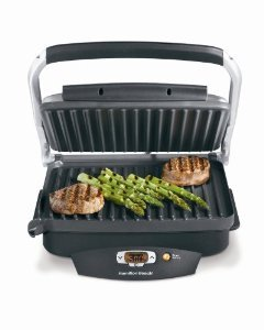 New Hamilton Beach 25331 Steak Lover'S Indoor Grill
