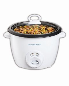 New Hamilton Beach 37532 20-Cup Rice Cooker