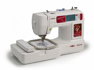 "Simplicity Brother, SB7050, Simply Fashionable, 4x4, Personal Embroidery Machine, Fonts, Trimmers, 10 Freebies $150* USB Stick, ELS1 Lettering, InTheHoopMachine, Simple Embroidery Machine, Embroidery Machine sale, Simplicity Brother SB7050E Simply Fashionable 4X4"" Embroidery Machine, USB Stick, Auto Digitizing, ELS1 Lettering, In the Hoop, 1000 CD, 4 Downloads"