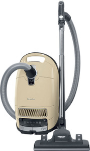 Miele S8 Alize S8590 Canister HEPA Vacuum Cleaner with AirTeQ Combination (SBD 650-3), FREE UPGRADED OVERNIGHT SHIPPING