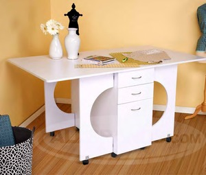 Tailormade Cutting Table 72 5x39 5x36 Quot White Or Teak