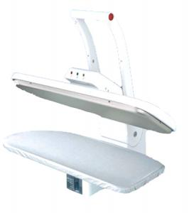 Yamata, PSP-990a, Steam &amp; Dry, Ironing Board, stea, Press,  with  22.5&quot;x9&quot;, Pressing Surface, 1350 Watts, by Pro Steam, Yamata PSP-990A Steam Ironing Press 22.5&quot;x11&quot; Pressing Board UL (Pro Steam) 1350W, 100Lb Pressure, Auto Off, Optional Sit Down or Stand Up Metal Stand