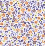 Fabric Finders 15 Yd Bolt 9.34 A Yd FF1035 Floral  100% Pima Cotton 60&quot; Fabric